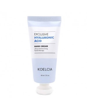 Koelcia - Exclusive Hand Cream - Hyaluronic Acid - 60ml
