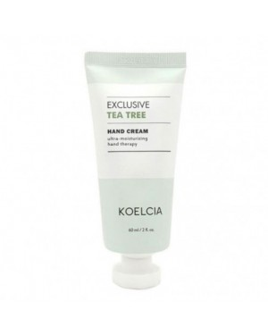 Koelcia - Exclusive Hand Cream - Tea Tree - 60ml