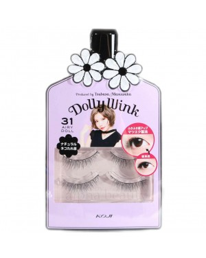 Koji - Dolly Wink Eyelash No.31 Airy Doll