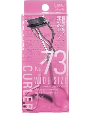 Koji - No.73 Wide Size Eyelash Curler