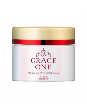 Kose - Grace One - Whitening Perfect Gel Cream - 100g