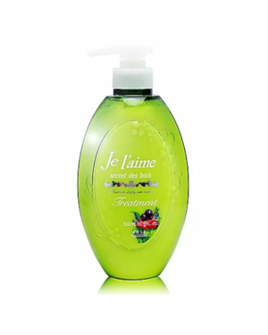 Kose - Je l'aime Non-Silicone Treatment - Shiny Repair - 500ml