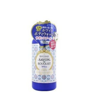 Kose - Savon De Bouquet White Gel douche - 500ml