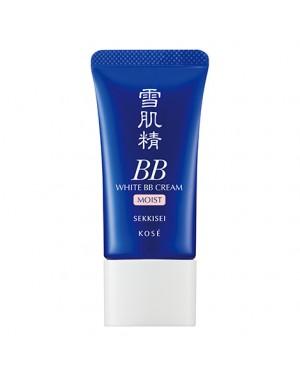 Kose - SEKKISEI - White BB Cream Moist SPF40 PA+++