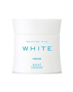 Kose - White Moisture Mild Cream - 55g