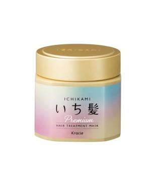 Kracie - Ichikami Masque de traitement capillaire premium - 200g