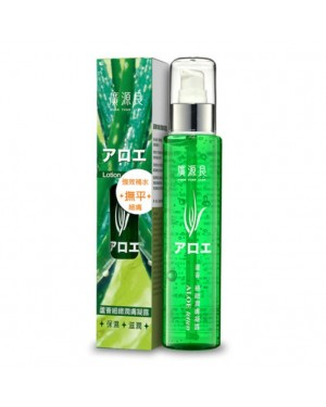 Kuan Yuan Lian - Aloe Meticulous Water Gel - 140ml