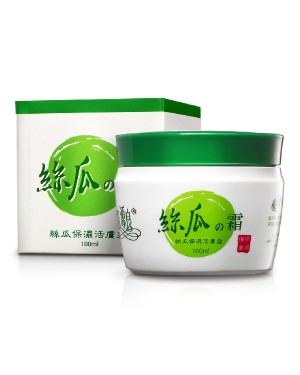 Kuan Yuan Lian - Luffa Moisturizing Cream - 100ml