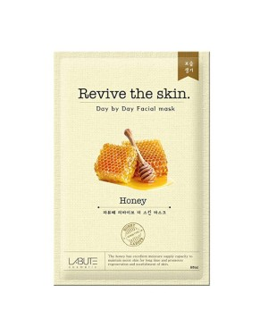 LABUTE - Revive The Skin Day By Day Mask - Honey - 1pc