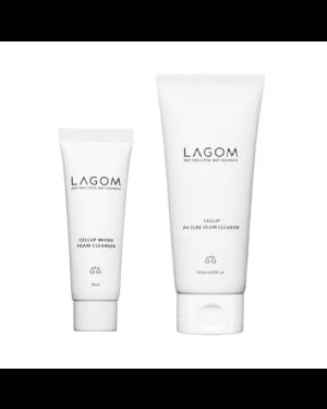 LAGOM - Cellup Micro Foam Cleanser