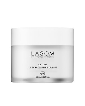LAGOM - Cellus Deep Moisture Cream - 60ml