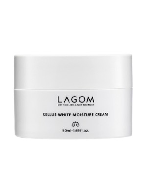 LAGOM - Cellus White Moisture Cream - 50ml