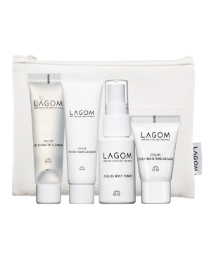 LAGOM - Kit de voyage - 1set(4items)