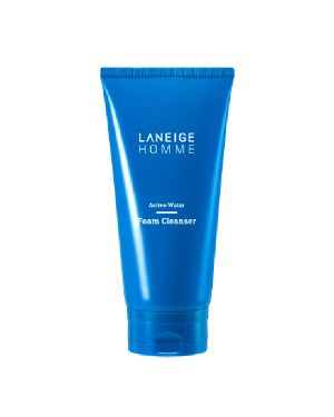 LANEIGE - Active Water Foam Cleanser - 150ml