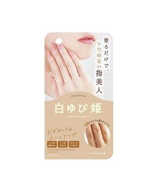 Liberta - Shiro Yubi Hime Crème blanchissante pour les mains - 30g