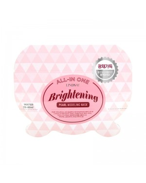 LINDSAY - All in One Modeling Mask No.Brightening Pearl- 26g