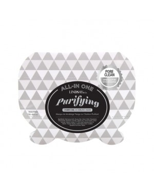 LINDSAY - All in One Modeling Mask No.Purifying Charcoal- 26g