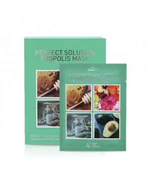 LINDSAY - Perfect Solution Mask No.Propolis