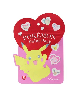 Lovisia - Pack de points Pokemon - 11 pcs