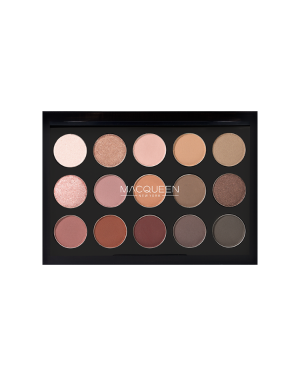MACQUEEN - 1001 Tone-On-Tone Shadow Palette - 0.5G*15