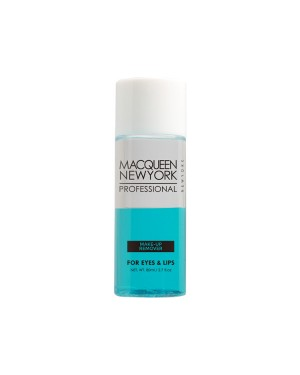 MACQUEEN - Make Up Remover For Eyes & Lips