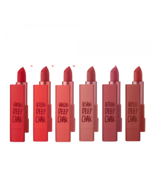 MACQUEEN - Air Deep Kiss Lipstick - 3.5g