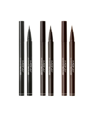 MACQUEEN - Waterproof Pen Eyeliner