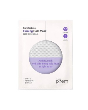 make p:rem - Comfort me. Firming hole mask - 1pc