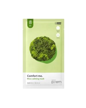 make p:rem - Comfort Me. Masque apaisant mousse - 1pc