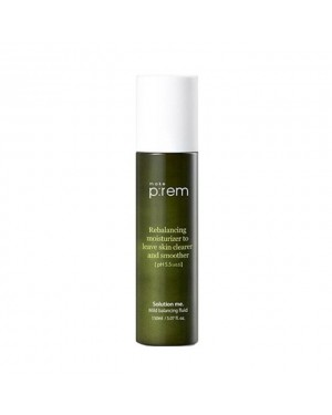make p: rem - Solution me. Fluide équilibrant doux - 150ml