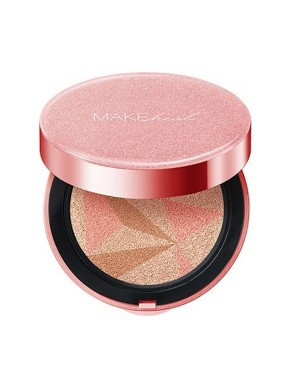 MAKEHEAL - 1+1 1.P.L Prism Cushion (Limited Edition) - 1pack (SPF50 PA+++)