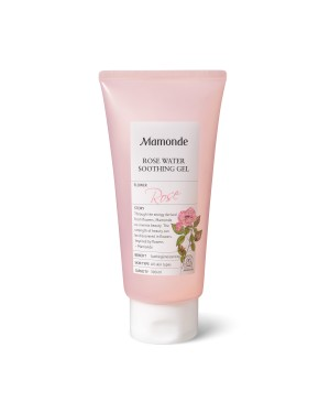 Mamonde - Gel apaisant à l'eau de rose - 300ml