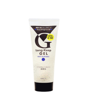 Mandom - Gatsby Long - Keep Gel Humide et dur - 225g
