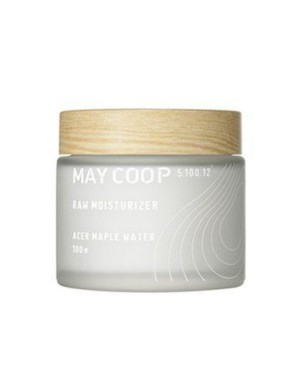 MAY COOP - Raw Moisturiser - 80ml