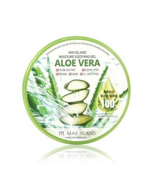 MAY ISLAND - Aloe Vera Pure 100% Soothing Gel - 300ml