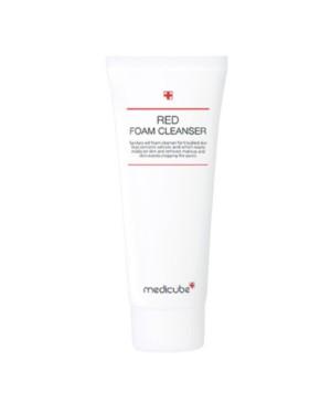 medicube - Red Foam Cleanser - 120ml