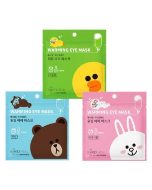 Mediheal - Warming Eye Mask - 1 pc