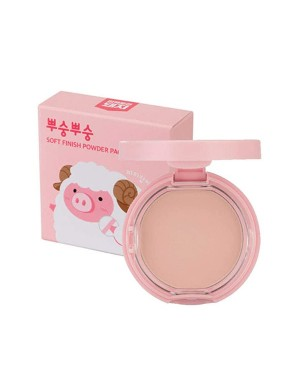 MEFACTORY - Soft Finish Powder Pact - 9g