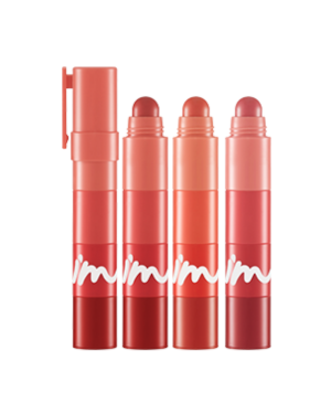 MEMEBOX - I'M Multi Lip Crayon Matte - 3.2g