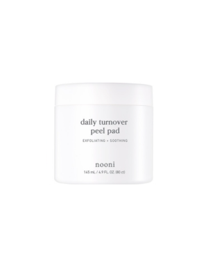 MEMEBOX - Nooni Tampon Peeling Daily Turnover - 145ml(80pcs)
