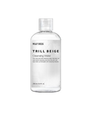 MILKYDRESS - Trill Beige Cleansing Water - 250ml