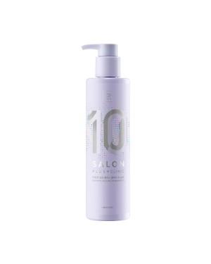 miseenscéne - Salon Plus + Clinic 10 Shampooing - Violet (cheveux extrêmement abîmés) - 500ml
