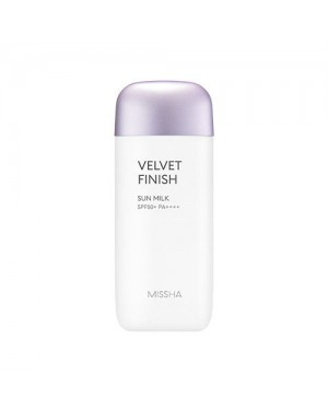 MISSHA - All Around Safe Block Velvet Finish Sun Milk SPF50+ PA++++