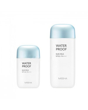 MISSHA - All-Around Safe Block Waterproof Sun Milk