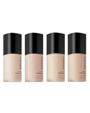MISSHA - Radiance Velvet Foundation - 35ml