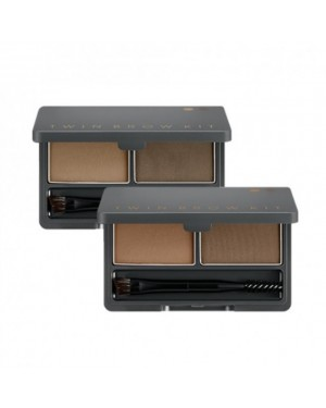MISSHA - Twin Brow Kit