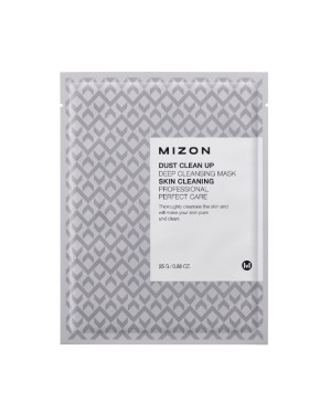 MIZON - Dust Clean Up Deep Cleansing Mask - 8pc