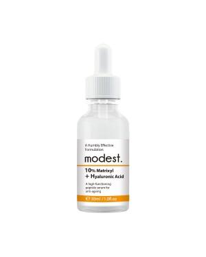 modest. - Sérum Matrixyl + Acide Hyaluronique 10% - 30ml