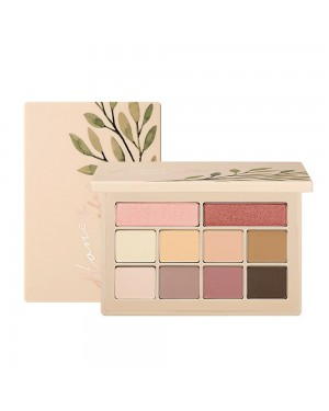 moonshot - Honey Coverlet Eyeshadow Palette - 9.5g