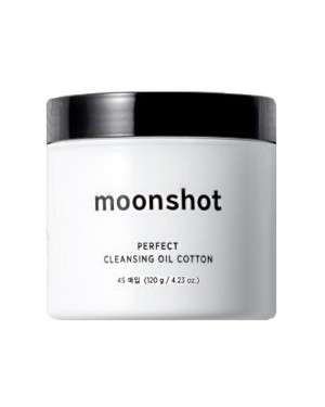 moonshot - Perfect Cleansing Oil Cotton - 120g/45ea
